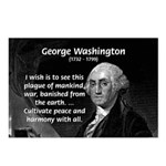 President George Washington Postcards (Package of 
