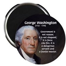 Politics: George Washington Magnet