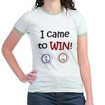 Came to Win! Bingo Jr. Ringer T-Shirt