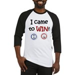 Came to Win! Bingo Baseball Jersey