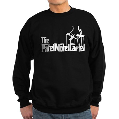 The Patel Motel Cartel Sweatshirt (dark)
