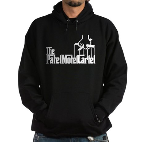 The Patel Motel Cartel Hoodie (dark)