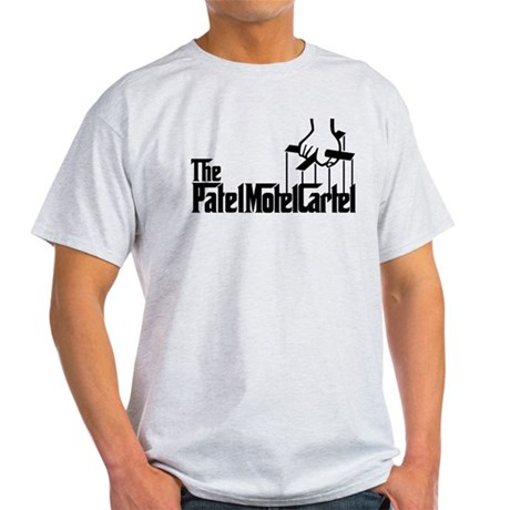 The Patel Motel Cartel Light T-Shirt