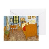 Van Gogh Room Greeting Cards (Pk of 10)