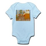 Van Gogh Room Infant Bodysuit