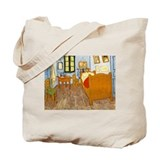 Van Gogh Room Tote Bag