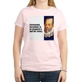 "Cervantes ""Forewarned"" T-Shirt"