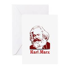 Karl Marx Greeting Cards (Pk of 20)