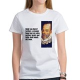 "Cervantes ""My Bum"" Tee"