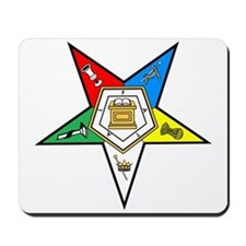 Eastern Star Mousepad