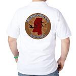 Mississippi Birder Golf Shirt