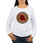 Missouri Birder Women's Long Sleeve T-Shirt
