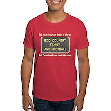Football Priority - T-Shirt