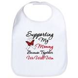 Cancer Support Mommy Bib