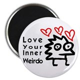 Magnet Love Weirdos