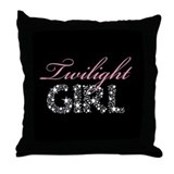 Funny Twilight Throw Pillow