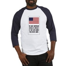 First Amendment Baseball Jersey
