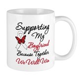 Cancer Support Boyfriend Mug