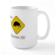 Branson Armdadillo Mug
