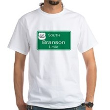 65 South to Branson, Missouri Shirt