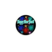 Happy New Year!! Mini Button (100 pack)