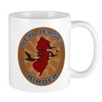 New Jersey Birder Mug