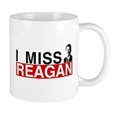 I Miss Reagan Small Mug