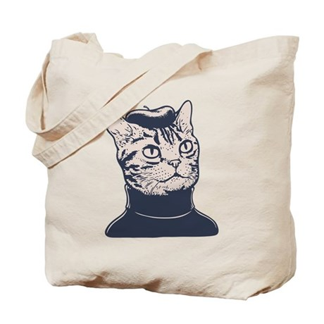 Sophisti-Cat Tote Bag