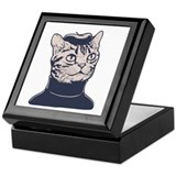 Sophisti-Cat Keepsake Box