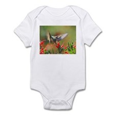 Hummingbird Sip Infant Bodysuit