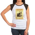 Robert Ford Women's Cap Sleeve T-Shirt