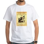 Robert Ford White T-Shirt