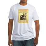 Robert Ford Fitted T-Shirt