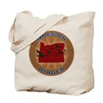 Oregon Birder Tote Bag