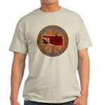Oklahoma Birder Light T-Shirt