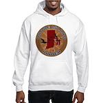 Rhode Island Birder Hooded Sweatshirt