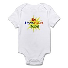 Unique Corey Infant Bodysuit