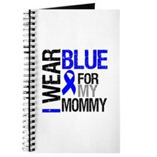 I Wear Blue Mommy Journal