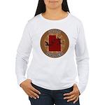 Utah Birder Women's Long Sleeve T-Shirt