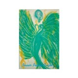 Angel of Inner Peace Magnet