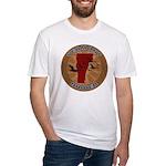 Vermont Birder Fitted T-Shirt