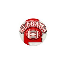 Alabama Football Mini Button (10 pack)
