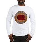 Washington Birder Long Sleeve T-Shirt