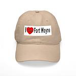 I Love Fort Wayne Cap