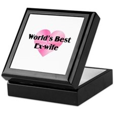 WB Ex-wife Keepsake Box