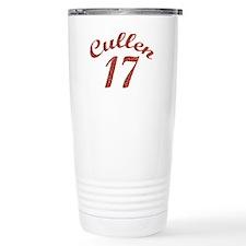 Edward Cullen Baseball Jersey Travel Mug