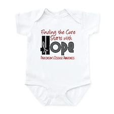 HOPE Parkinson's Disease 4 Infant Bodysuit