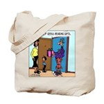 Beware of Geeks Bearing Gifts Tote Bag