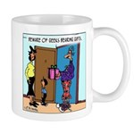 Beware of Geeks Bearing Gifts Mug