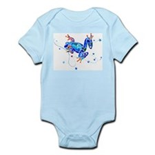 Crazy Tree Frogs Infant Bodysuit